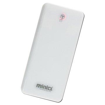 MiniQ雙輸出觸控式行動電源8000白