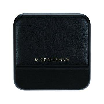 M.CRAFTSMAN 觸控式行動電源5500mAh-黑