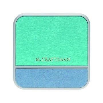 M.CRAFTSMAN 觸控式行動電源5500mAh-水藍