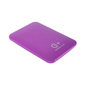 ENERGE PLUS 行動電源 6400mAh 紫