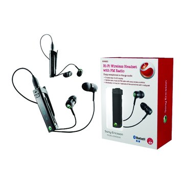 SE MW600 FM 藍芽耳機-黑