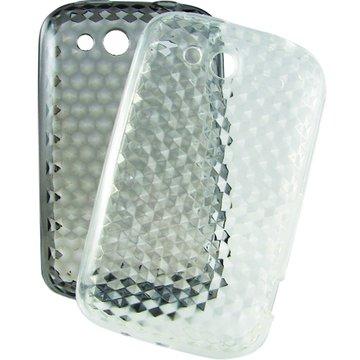 HTC Wildfire S 清水套+保護貼