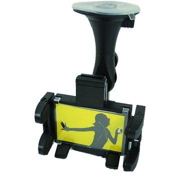 07-IP08車用固定後視鏡手機/PDA架
