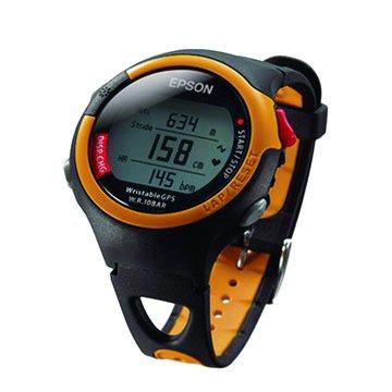 EPSON SS-701T專業級人腕式GPS手錶-橙
