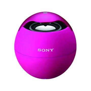 藍芽喇叭 SONY SRS-BTV5 桃紅色