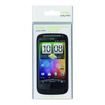 HTC P530 Desire S原廠保護貼(兩片裝)