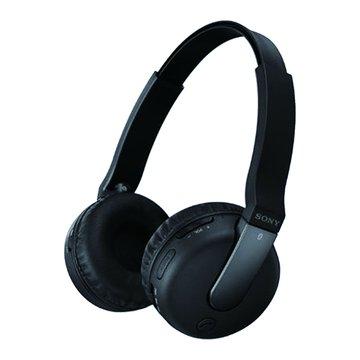 藍芽耳機 SONY BTN200M NFC 耳罩式 黑色
