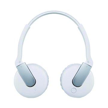藍芽耳機 SONY BTN200M NFC 耳罩式 白色