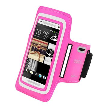 E-books  N10 手機5.7吋以下運動手臂套-粉