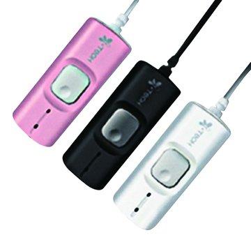 i-Tech CLIP 609ME單耳立體聲(粉紅色)