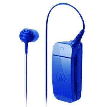 鐵三角藍芽耳機BT09 BL藍