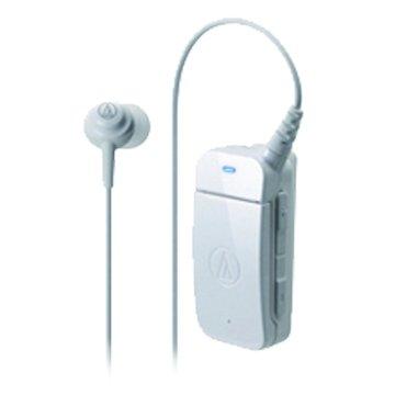 鐵三角藍芽耳機BT09 WH白