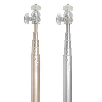 Esense  金/B201/B300 鋁合金自拍桿組