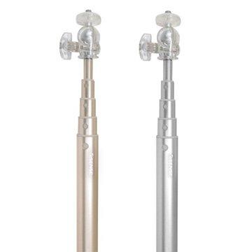 Esense  銀/B201/B300 鋁合金自拍桿組