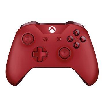 Microsoft 微軟 XBOX ONE 特別版藍牙無線控制器-紅色