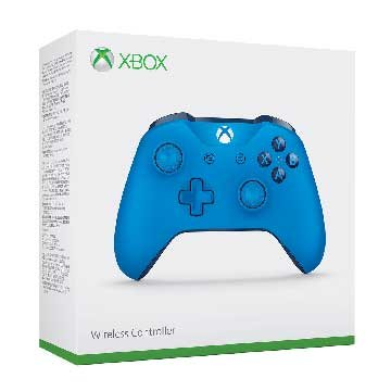 XBOX ONE 無線控制器-藍