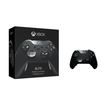 Microsoft 微軟 XBOX ONE 菁英無線控制器