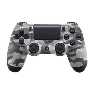 PS4 DUALSHOCK 無線控制器-迷彩灰