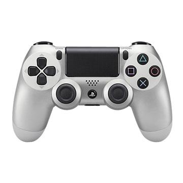 PS4 DUALSHOCK4無線控制器 銀