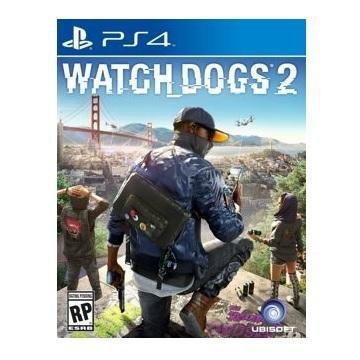 PS4 看門狗2 特典 精裝藝術圖集