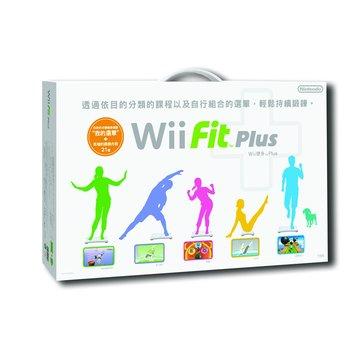 WII FIT Plus(含平衡器)