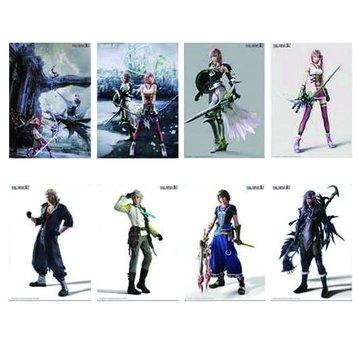 PS3 特典-FFXIII-2同捆海報