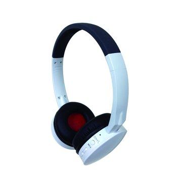 JS HMH039(白)藍芽無線立體聲耳機