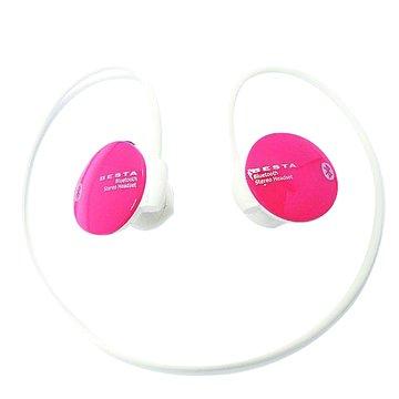 BESTA 無敵 BTS07運動型藍芽耳機(粉紅)