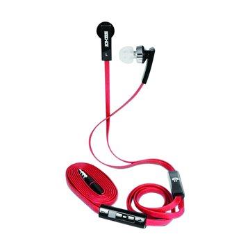 SEEHOT 嘻哈部落 SeeHot入耳式立體聲有線耳機S500紅