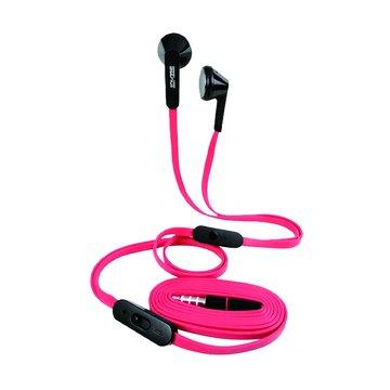 SEEHOT 嘻哈部落 SeeHot立體聲有線耳機S600紅