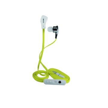 SeeHot入耳式立體聲有線耳機S680黃