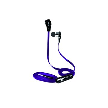 SeeHot入耳式立體聲有線耳機S680紫