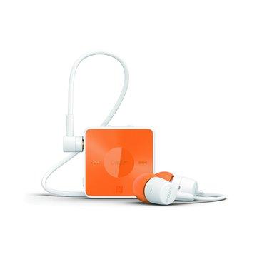 SBH20 藍芽耳機-橘色(福利品出清)