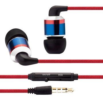 S26 線控接聽鋁製入耳式耳機