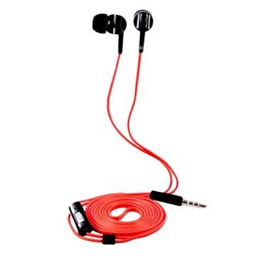 SeeHot入耳立體聲有線耳機S340紅