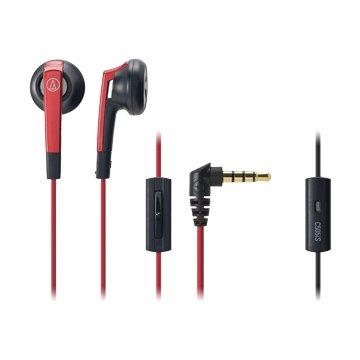 audio-technica 鐵三角 鐵三角通話用耳機C505iS RD紅