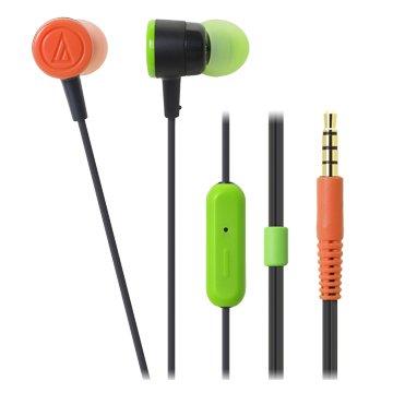 audio-technica 鐵三角 鐵三角通話用耳機220iS 狂熱黑