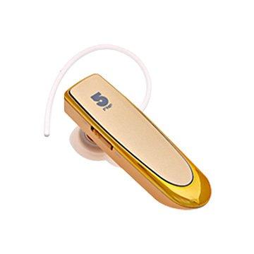 ifive 五元素 mic 24小時全天候通話藍芽耳機-金色