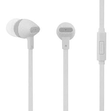 PC Park  EW05 / 智慧型手機用耳塞式耳機 / 白色