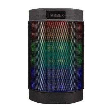 INTOPIC 廣鼎 BT160多功能炫彩LED藍牙喇叭-灰