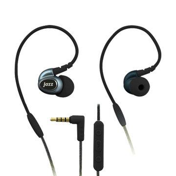 INTOPIC 廣鼎 JAZZ-I80-BK 多功能舒適型耳機麥克風-黑