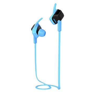 JabeesBEATING運動藍芽耳機-藍