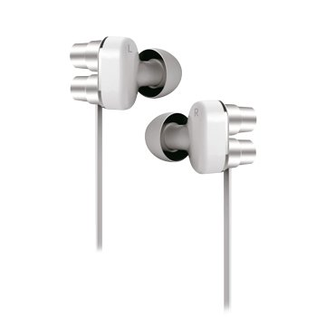 X570 低音砲 雙單體耳機麥克風-白
