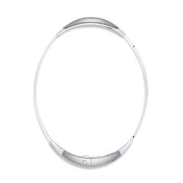 SAMSUNG 三星 三星時尚環頸式藍芽耳機-白(福利品出清)
