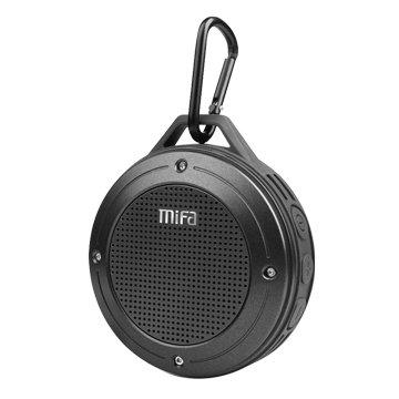 MiFaF10無線隨身藍牙MP3喇叭-灰
