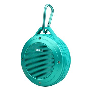 MiFaF10無線隨身藍牙MP3喇叭-藍
