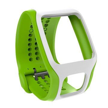 心率錶錶帶-白綠(福利品出清)