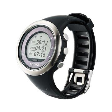 GoWatch 820i 藍芽三鐵運動腕錶-髮絲銀