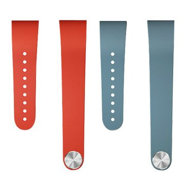 SONY SWR310典雅款手環S號(紅/藍)