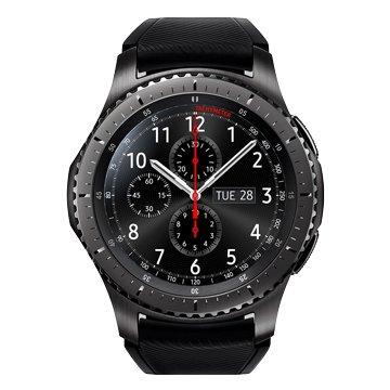 GEAR S3 FRONTIER智慧錶 R760NDAABRI (依訂單順序排貨)